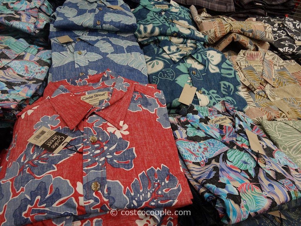 Cooke Street Mens Aloha Shirt Costco 3