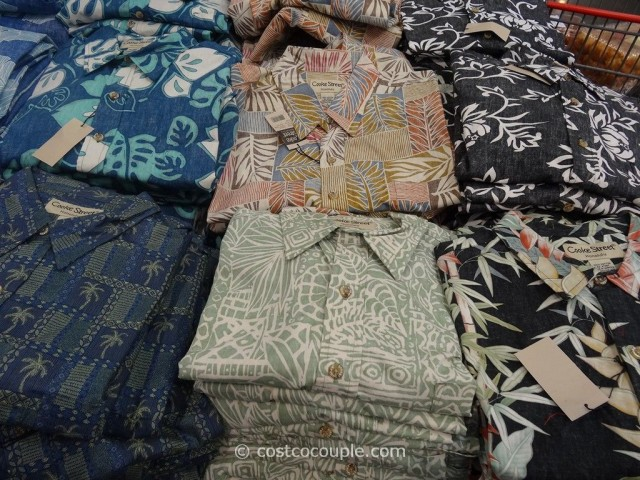 Cooke Street Mens Aloha Shirt Costco 4