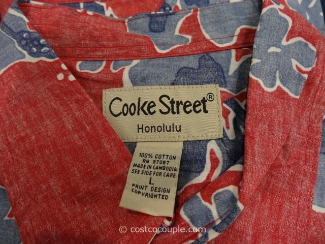 Cooke Street Mens Aloha Shirt Costco 5