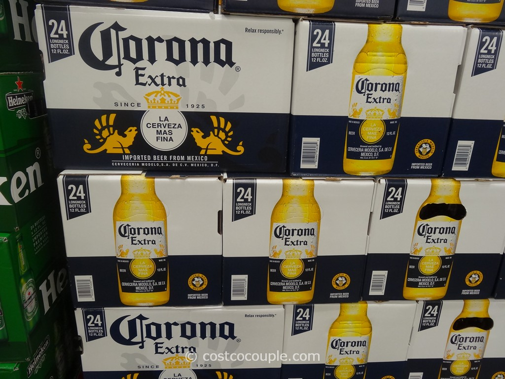 Corona Extra Imported Mexican Beer Costco 2
