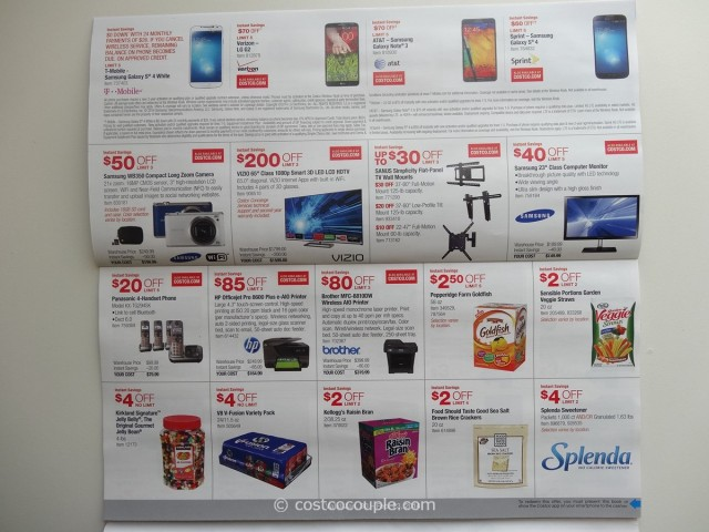 Costco Feb 2014 Coupon Book 3