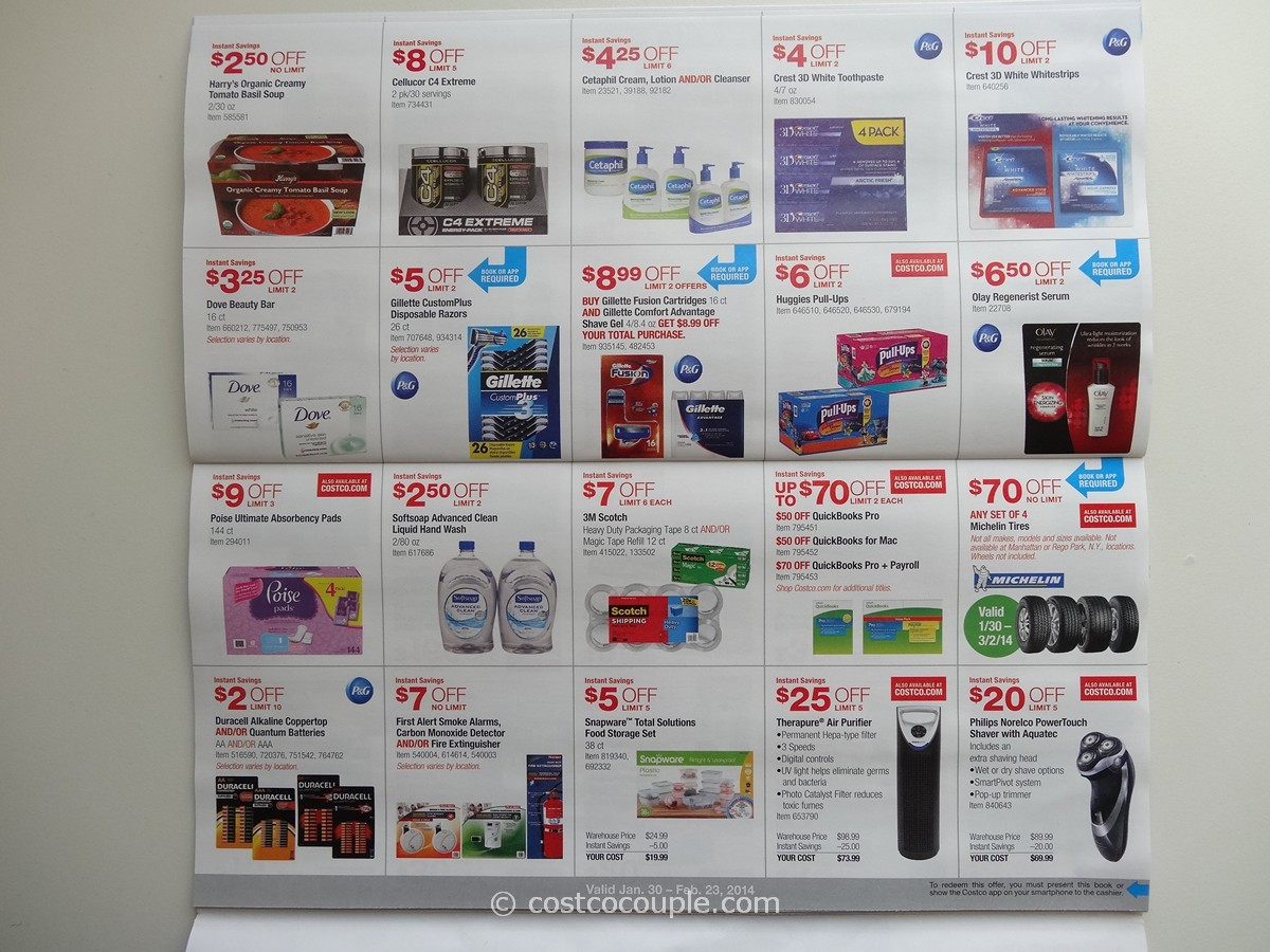 Costco discount coupons