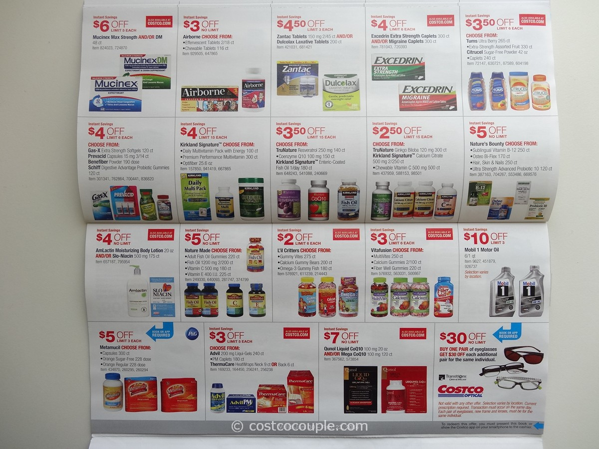 Costco coupon codes