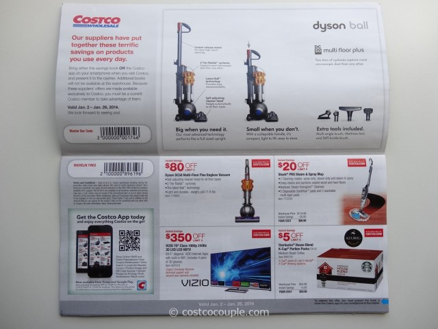 Costco January 2014 Coupon Book 2