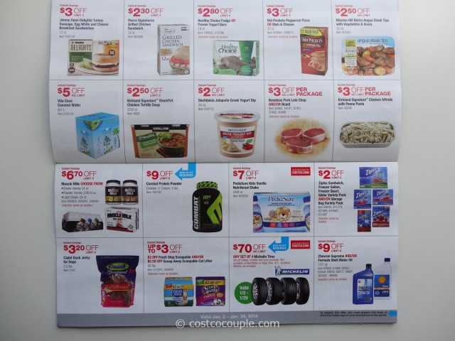 Costco January 2014 Coupon Book 5