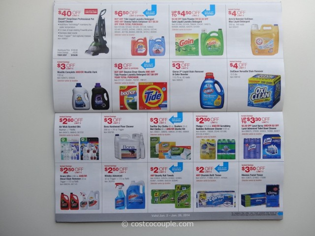 Costco January 2014 Coupon Book 6