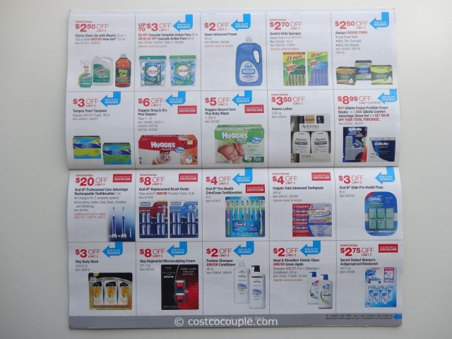 Costco January 2014 Coupon Book 7