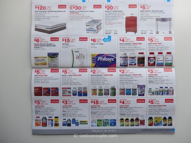 Costco January 2014 Coupon Book 8