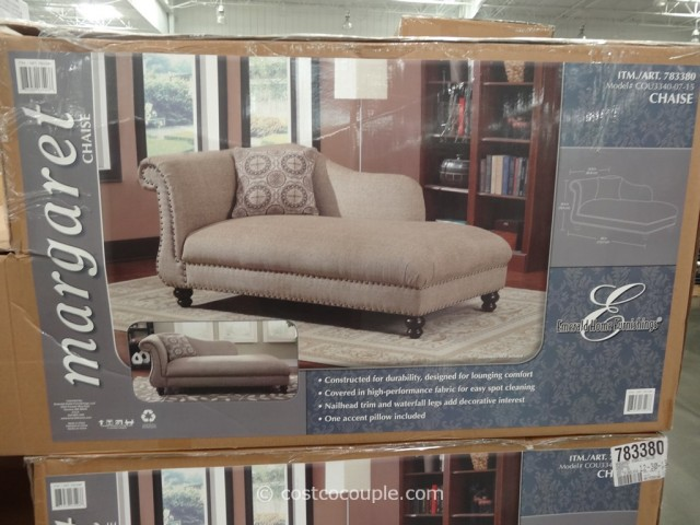 Emerald Margaret Chaise Costco 2