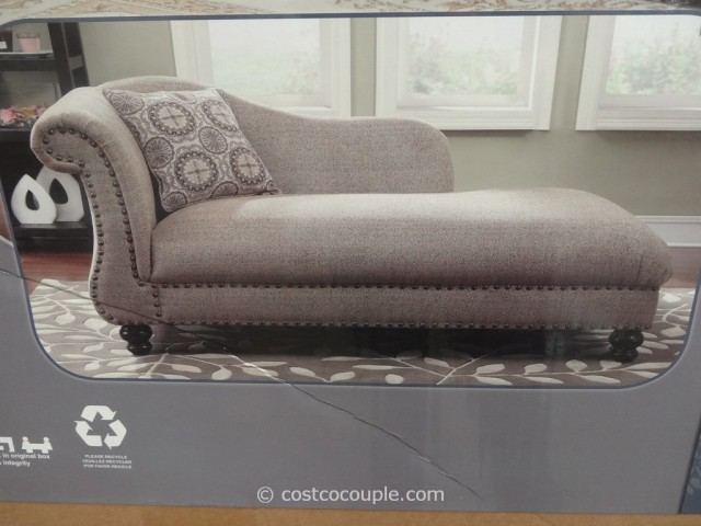 Emerald Margaret Chaise Costco 4