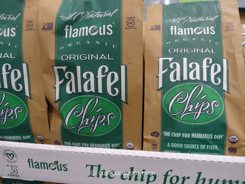 Flamous Organic Falafel Chips Costco 2