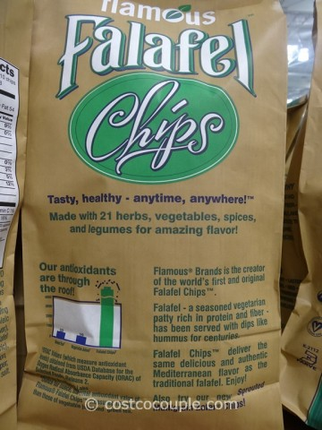 Flamous Organic Falafel Chips Costco 3