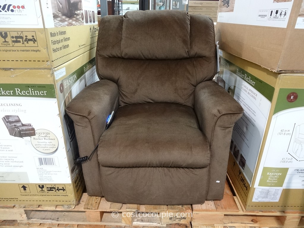Franklin Legacy Fabric Lift Recliner 6