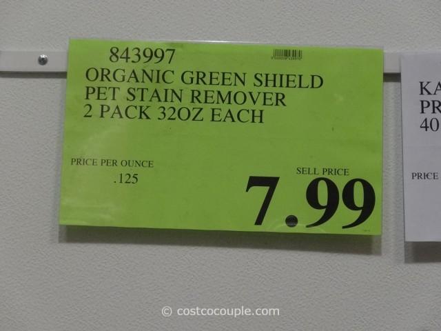 Green Shield Organic Pet Stain Remover Costco 1