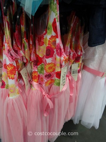 Guess Assorted Style Girls Dress Costco 3