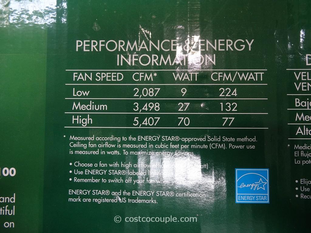 Costco Ceiling Fans Ultra Low Profile Ceiling Fan Hunter Low