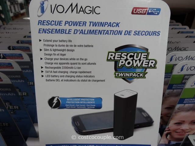 IO Magic Rescue Power Twinpack Costco 4