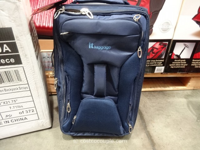 IT Luggage 20-Inch Wheeled Carry-On Costco 2