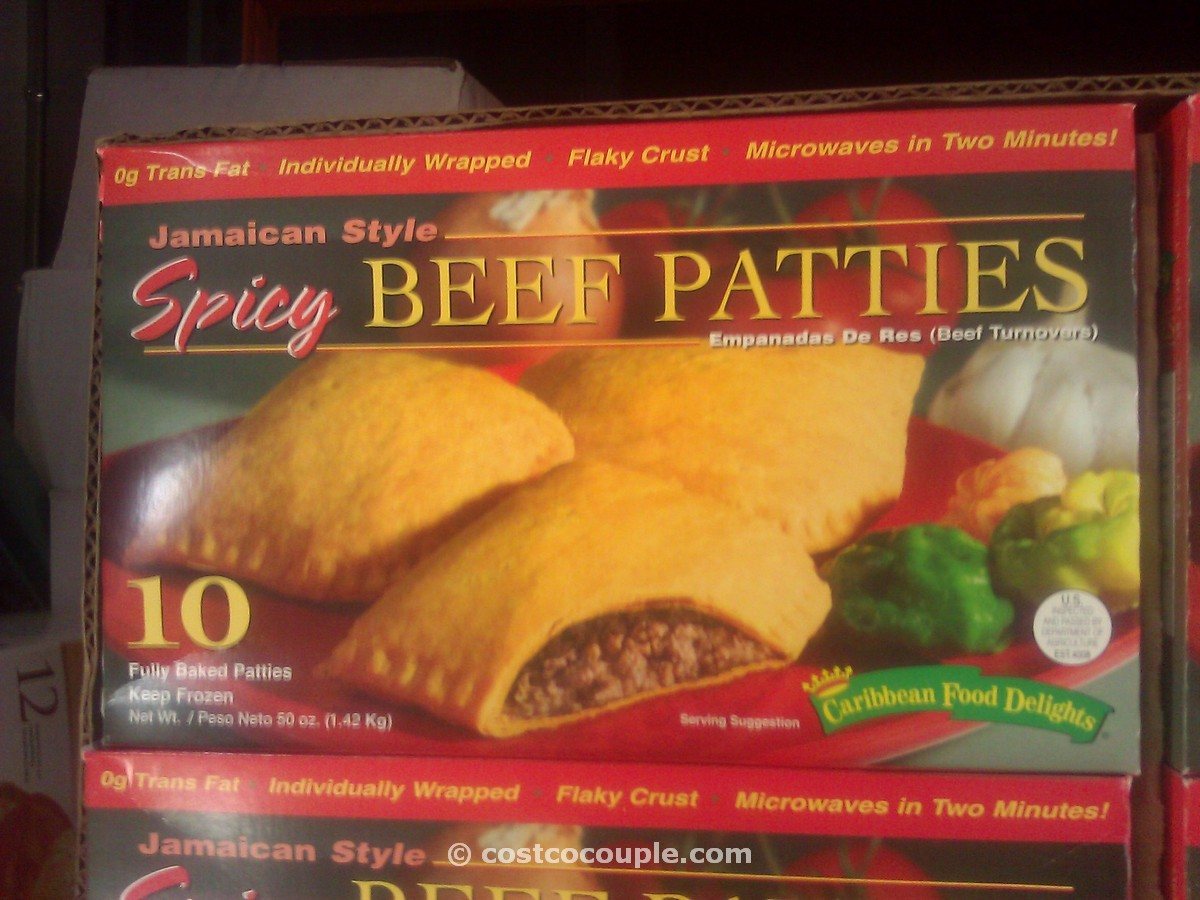 Jamaican Beef Patties Costco