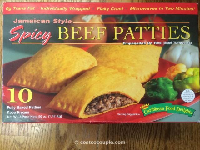 Jamaican Spicy Beef Patties Costco 1