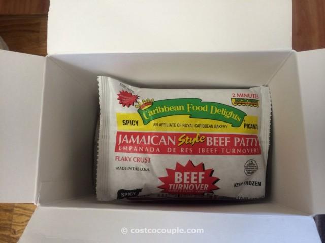 Jamaican Spicy Beef Patties Costco 4