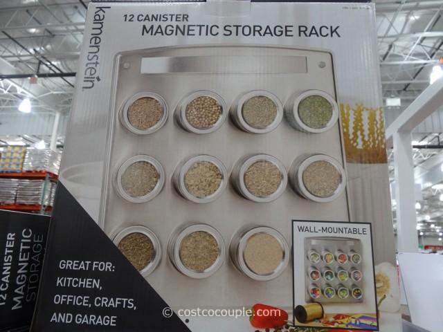 Kamenstein Magnetic Storage Set Costco 4