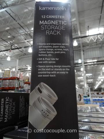 Kamenstein Magnetic Storage Set Costco 6