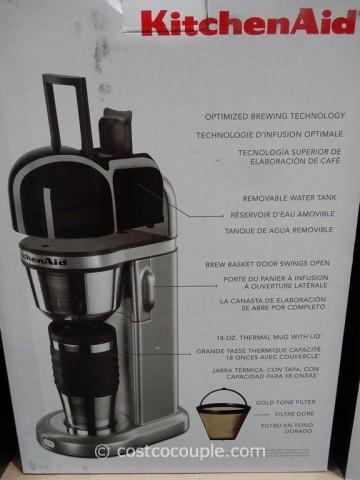 KitchenAid Personal Coffee Maker Costco 2