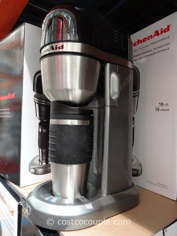 KitchenAid Personal Coffee Maker Costco 3