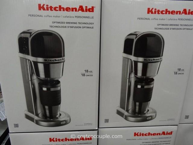KitchenAid Personal Coffee Maker Costco 6