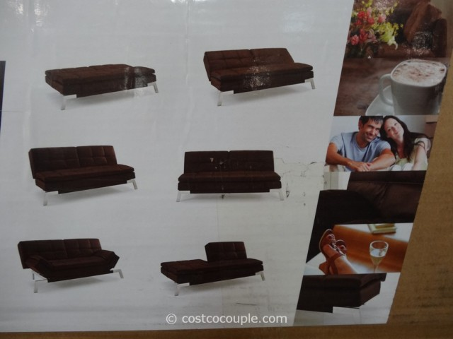 Lifestyle Solutions Milano Euro Lounger Costco 3