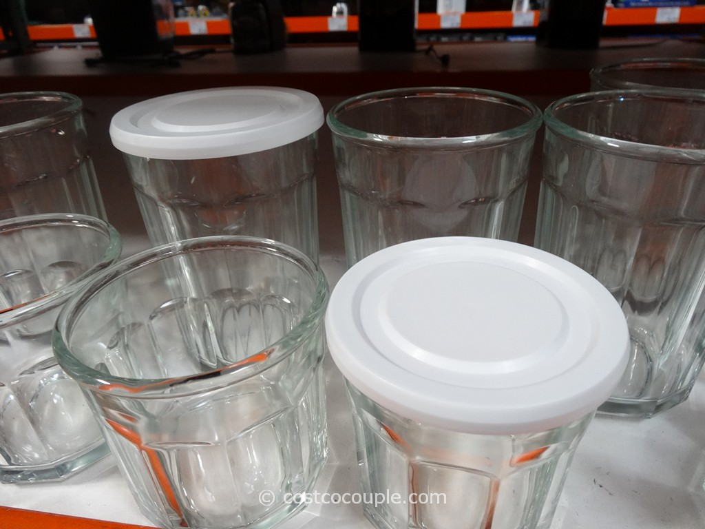 Luminarc Working Glass Drinkware Set