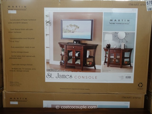 Martin St James Accent Hall Console