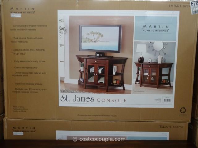 Martin St James Accent Hall Console Costco 4