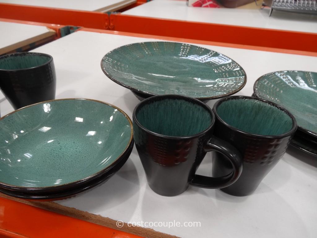 Gourmet Basics By Mikasa Stoneware Mugs Mikasa Gourmet & Mikasa Gourmet Basics Dinnerware - Castrophotos