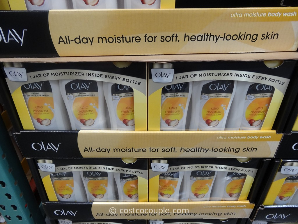 Oil Of Olay Moisture Body Wash Costco 2