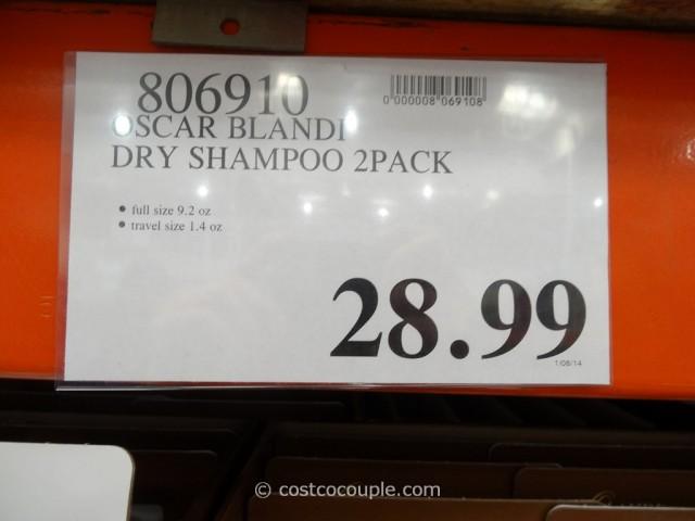 Oscar Blandi Dry Shampoo Costco 1