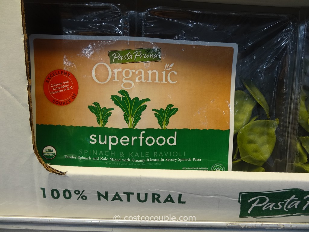 Pasta Prima Organic Superfood Ravioli Costco 2
