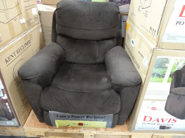 Pulaski Davis Power Recliner Costco 4