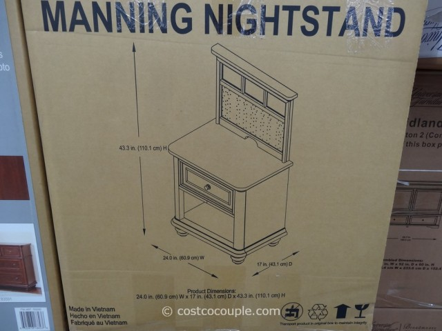 Pulaski Furniture Manning Nightstand Costco 4