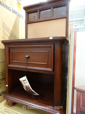 Pulaski Furniture Manning Nightstand Costco 6