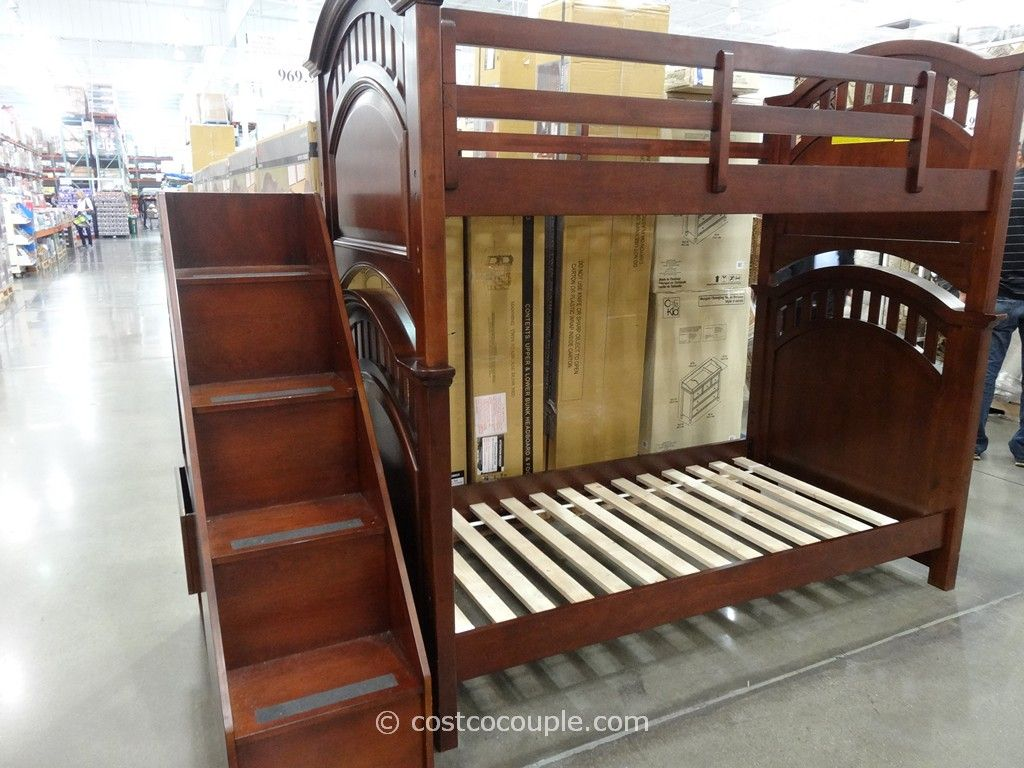 Picture of: Pulaski Manning Bunkbed With Storage