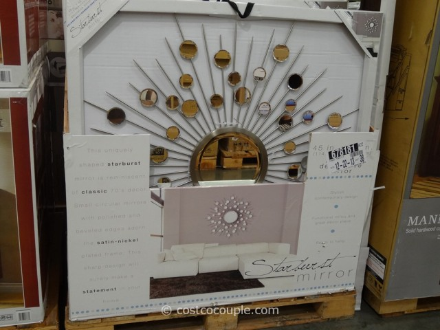 Ren Wil Starburst Mirror Costco 6