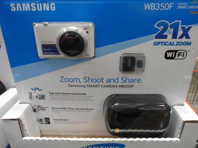 Samsung Smart Camera WB350F Costco 3