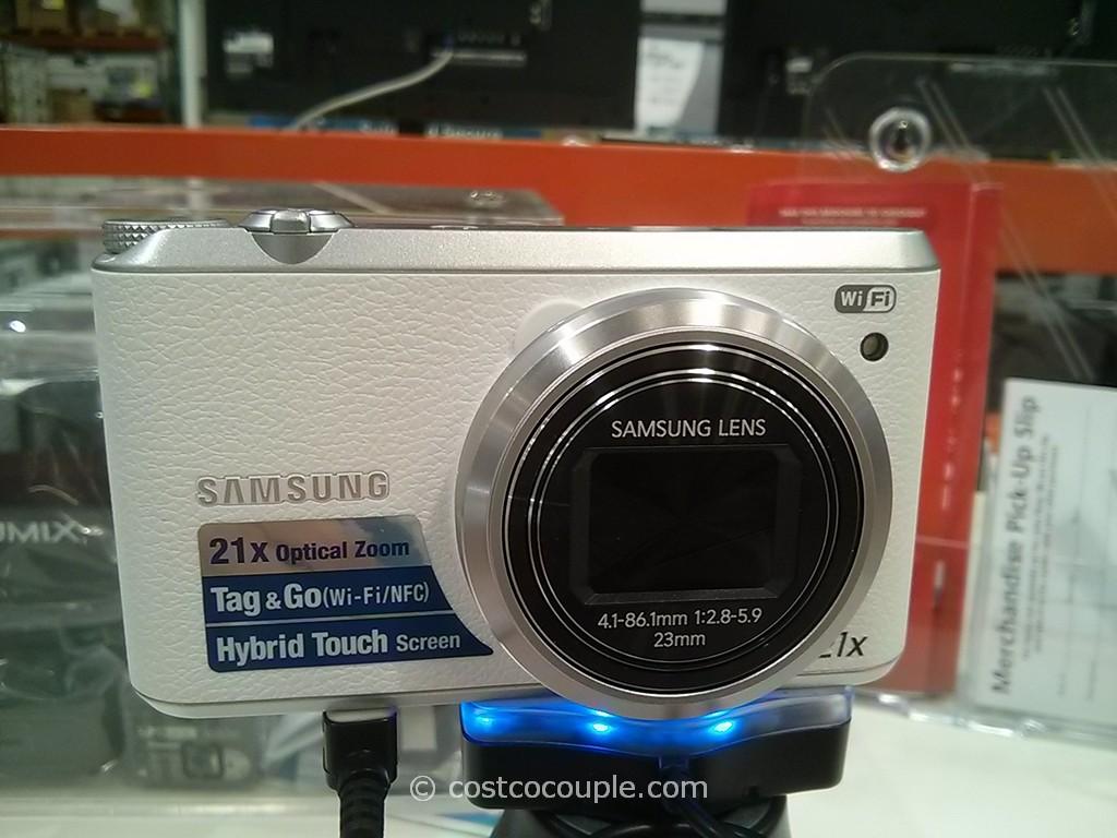 Samsung Smart Camera WB350F Costco 6