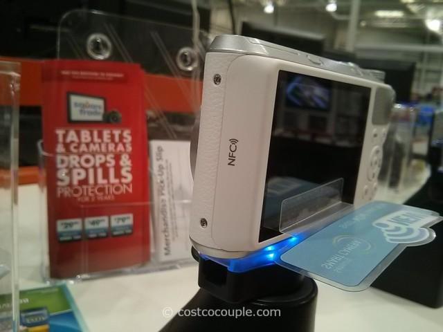 Samsung Smart Camera WB350F Costco 7