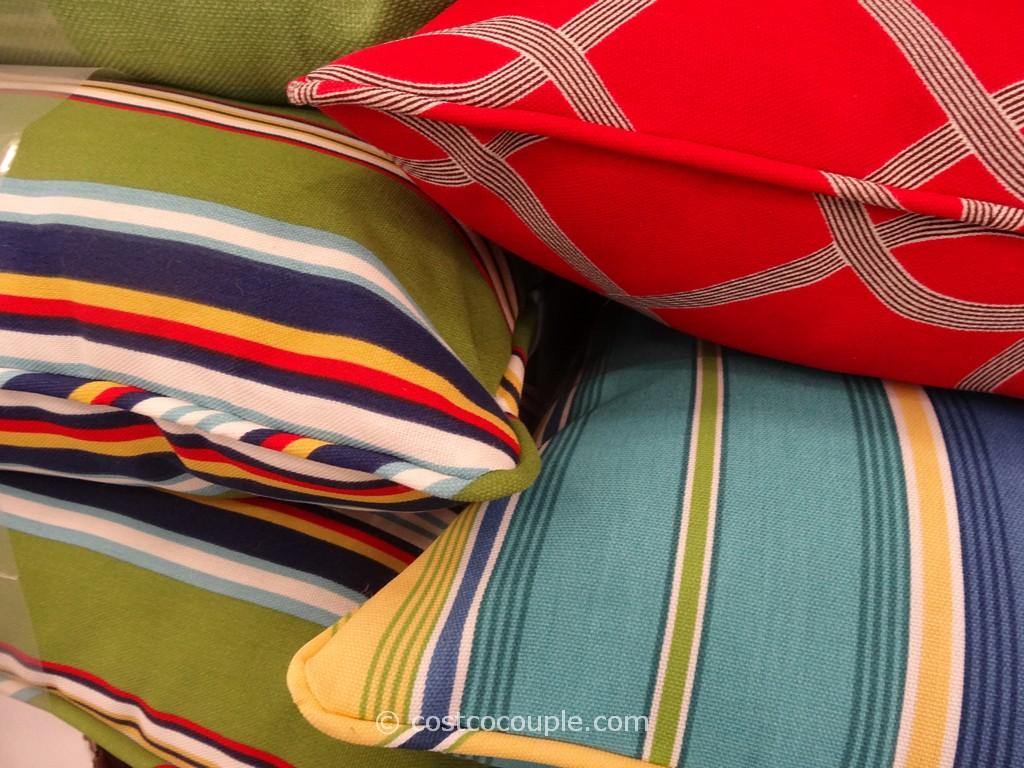 Solarium Indoor Outdoor Pillows Costco 3 ...