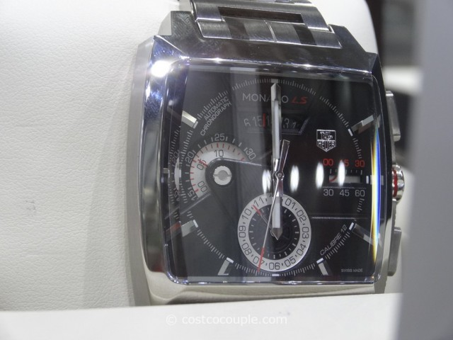 Tag Heuer Monaco LS Chronograph Watch Costco 2