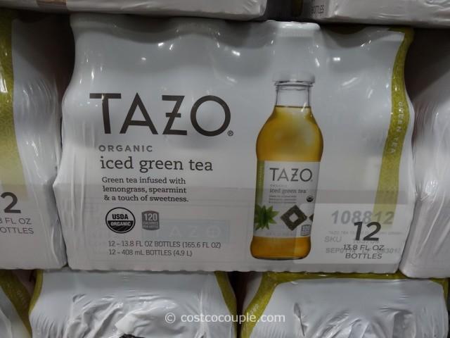Tazo Organic Iced Green Tea Costco 1