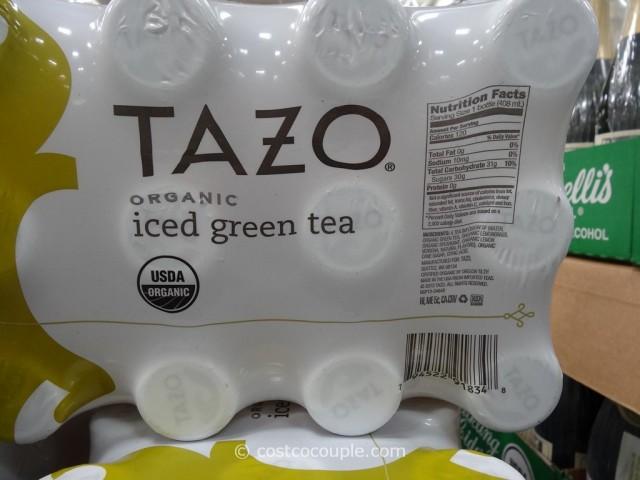 Tazo Organic Iced Green Tea Costco 2